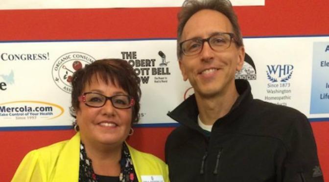 Tami Goldstein and Robert Scott Bell